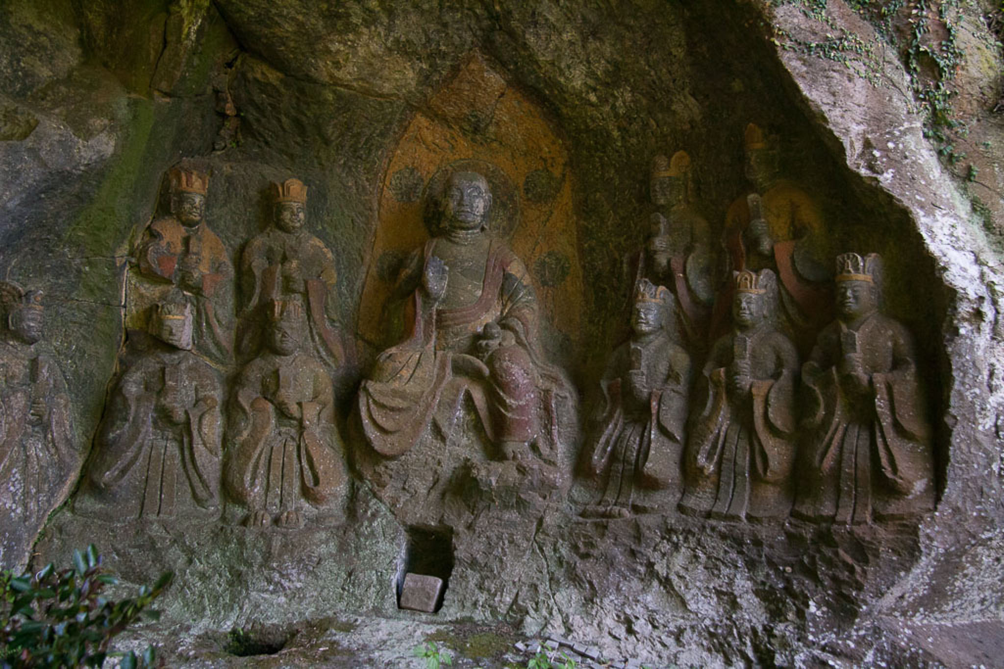 Jizo and the Ten Kings